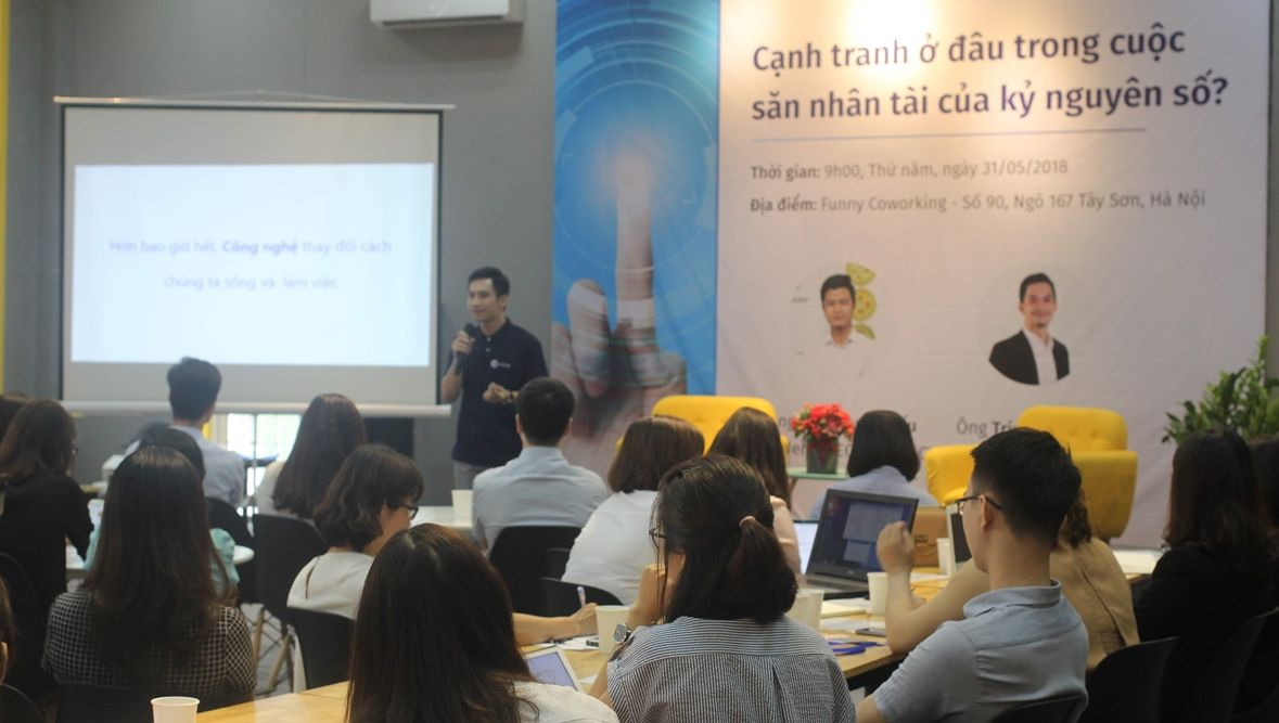 Talent Acquisition tuyển dụng doanh nghiệp