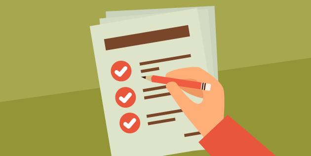 Các bước lập bảng mô tả công việc
