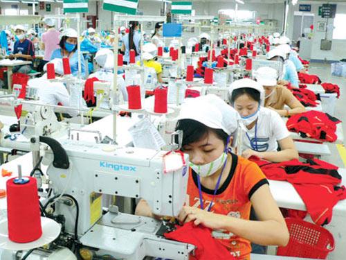 Công ty cho thuê công nhân may