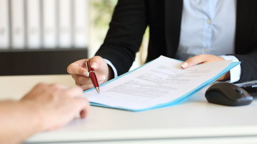 điều khoản của hợp đồng cộng tác viên