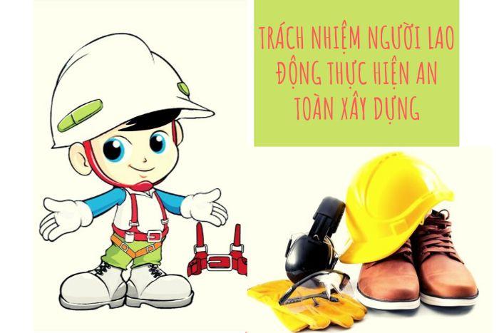 an toàn lao động xây dựng